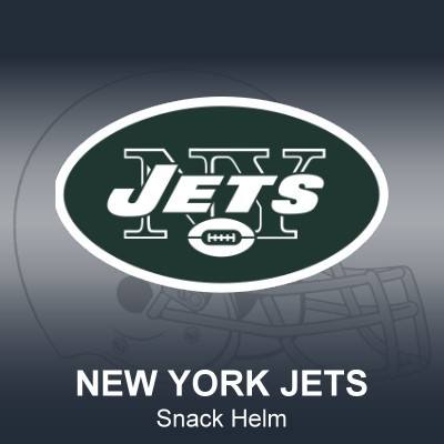 New York Jets Snack Helm
