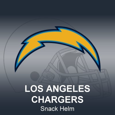 Los Angeles Chargers Snack Helm
