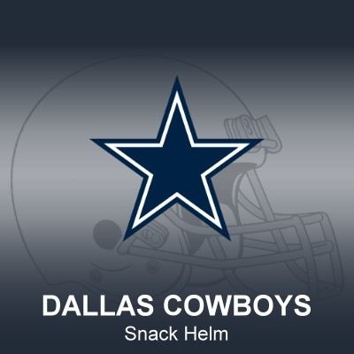 Dallas Cowboys Snack Helm