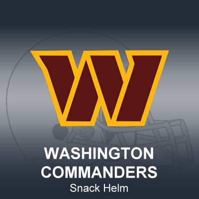 Washington Redskins Snack Helm