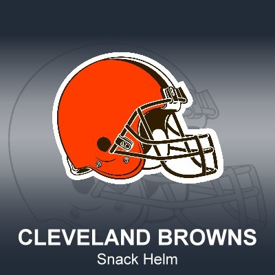 Cleveland Browns Snack Helm