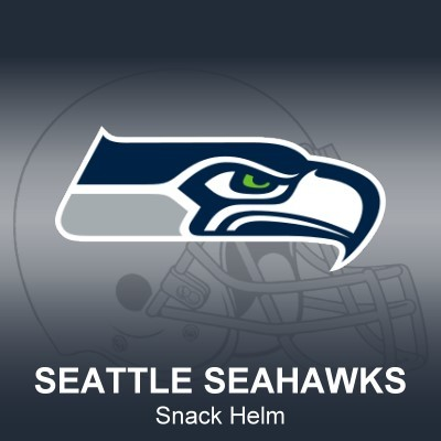 Seattle Seahawks Snack Helm