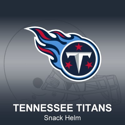 Tennessee Titans Snack Helm