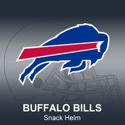 Buffalo Bills Snack Helm