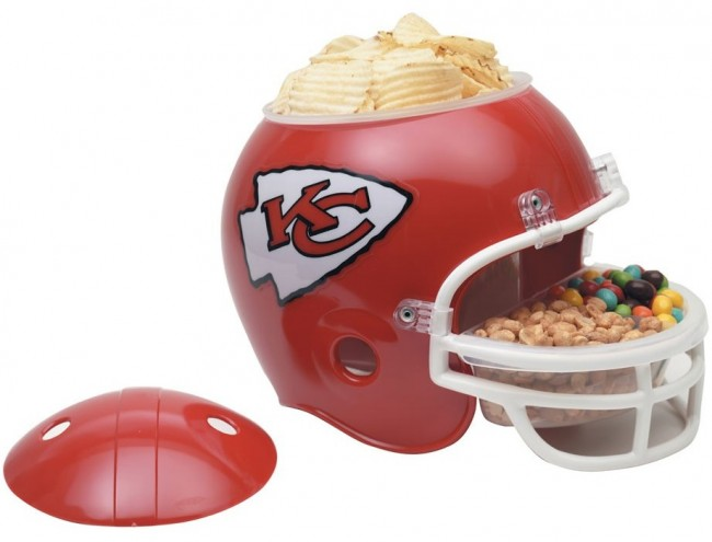 Kansas City Chiefs Snack Helm