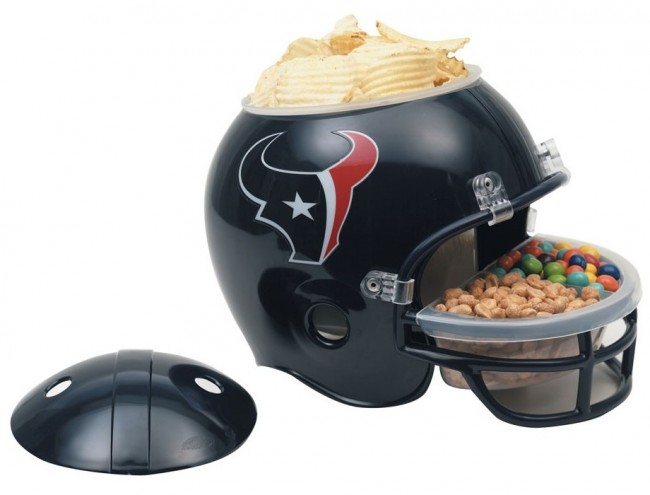 Houston Texans Snack Helm